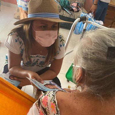 Hospital de Ticul traerá salud al sur de Yucatán aseguró Carmita González