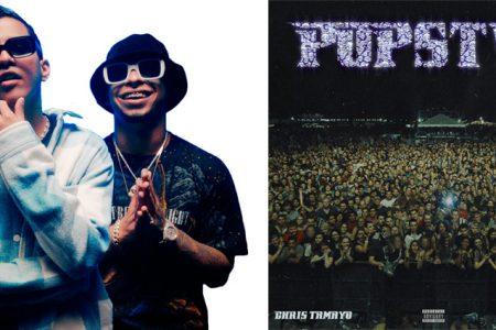 Popstvr, el nuevo material musical de Chris Tamayo