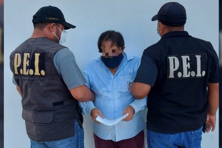Detienen a sujeto que violó a niño de 11 años cuando acudía por asesorías académicas