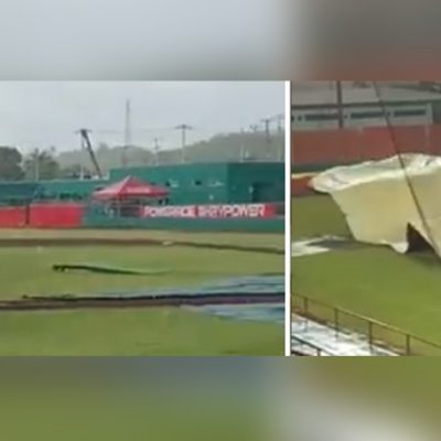 La lluvia lo vuelve a hacer: se suspende el Leones-Piratas