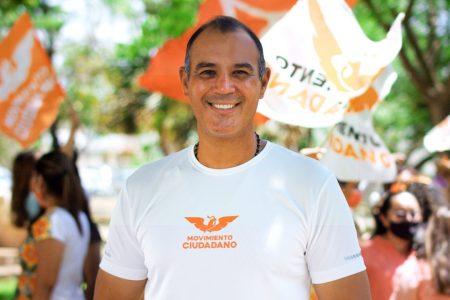 Víctor Cervera invita a los jóvenes a respaldar la agenda ciudadana