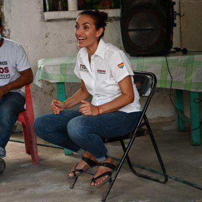 Lenguas Indígenas, obligatorias en todos los niveles: Geovanna Campos