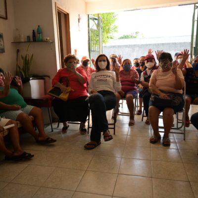 Morena quiere romper la cúpula bipartidista en Yucatán: Geovanna Campos
