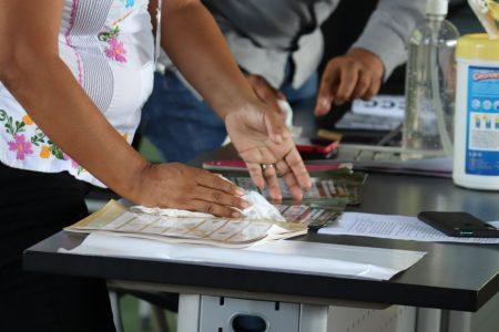 INE da de baja a 238 turistas electorales en Yucatán