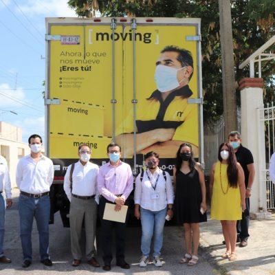 Recibe INE Yucatán listado nominal con foto para las elecciones del 6 de junio