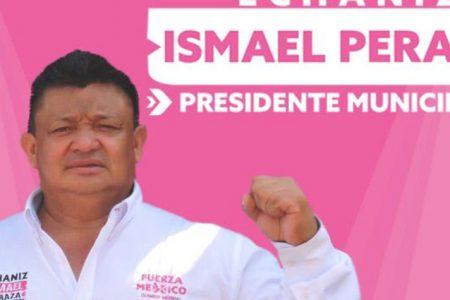 Va Ismael Peraza contra la clase política perversa