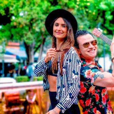 """Iskander y Lucía Covarrubias presentan """"La cosa buena"""""""