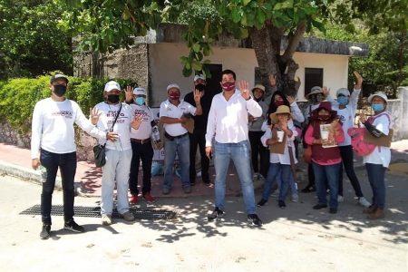 Gestionaré más recursos para comisarías de Mérida: Óscar Brito