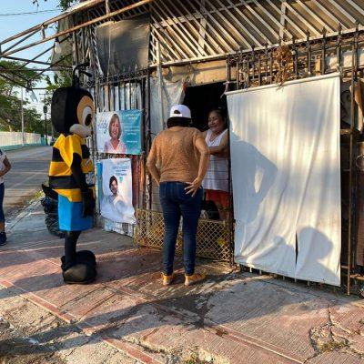 Hay que eliminar las barreras que impiden el equilibrio social: Nelly Ortiz