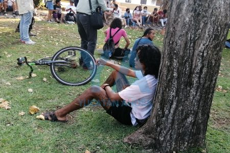 El Parque de la Paz, ¿el Woodstock o el Avándaro de la comunidad cannábica de Mérida?