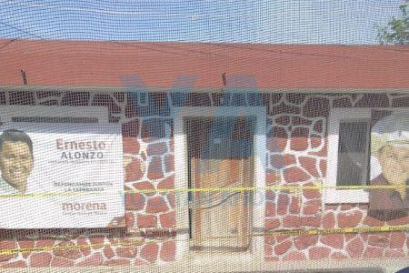Se ahorca vigilante en casa de campaña de Morena