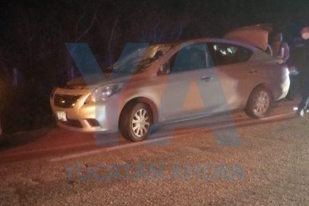 Trágico accidente en la Mérida-Motul: muere un ciclista
