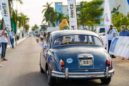 Este jueves llega a Progreso el Rally Maya México 2021