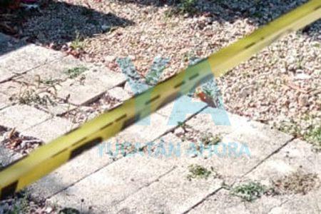Joven subió a reparar su techo y sufrió mortal caída
