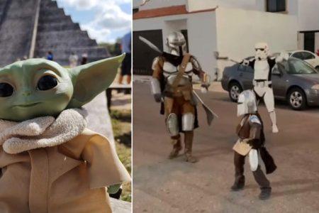En el Día de Star Wars: los momentos virales desde Yucatán