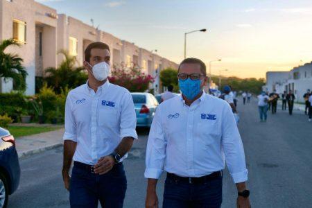 Salud, empleo y seguridad, prioridades de Víctor Hugo Lozano