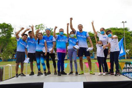 Víctor Hugo Lozano fomenta el deporte