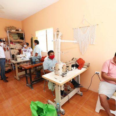 Negocios locales impulsan la reactivación de la economía de Yucatán