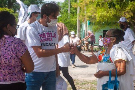 Brindará Pablo Gamboa más apoyo a mujeres emprendedoras de Mérida