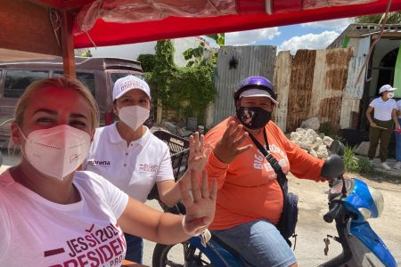 Necesitamos un Progreso que garantice los derechos laborales de sus trabajadores: Jessica Saidén