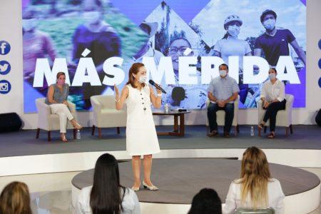 Vamos a trabajar por darle un mejor futuro a niños, niñas y mujeres de toda Mérida: Renán Barrera