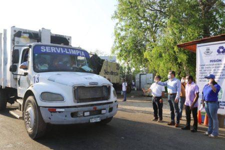Ayuntamiento reconoce el compromiso de Servilimpia al ofrecer un servicio cercano y de calidad a la ciudadanía