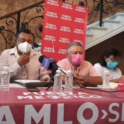 Guerra de acusaciones en Fuerza por México y encima su dirigente está 'desaparecido'