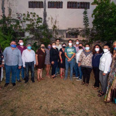 Respalda Pablo Gamboa a la comunidad artística para reactivar la dinámica cultural en Yucatán