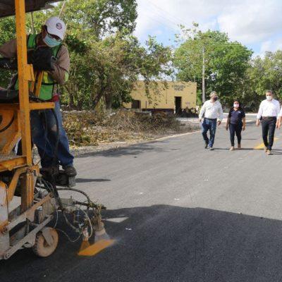 Ayuntamiento mejora la imagen urbana con la rehabilitación de espacios públicos en las comisarías