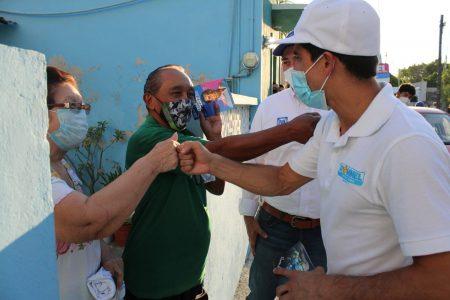 Hacer equipo para mantener la seguridad en Yucatán: Rommel Pacheco