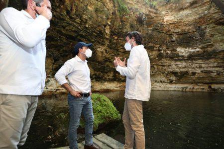 Cenotes y grutas, milenarios aliados en la recuperación económica de Yucatán