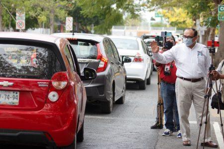 Basta de caos vial en Mérida: Ramírez Marín