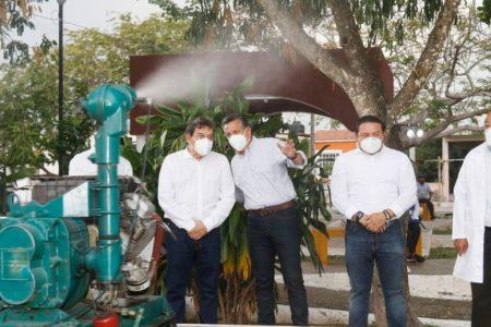 El Ayuntamiento pone en marcha la campaña de abatización y fumigación 2021