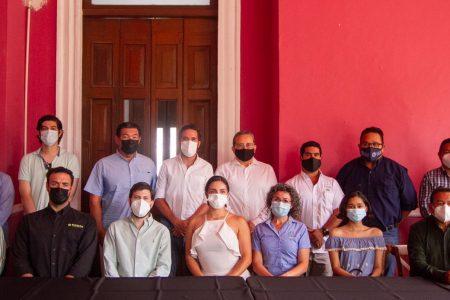 Reconocen compromiso de Pablo Gamboa para impulsar el uso de energías limpias