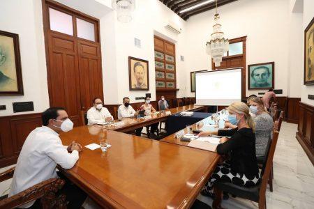 Embajadora de Finlandia en México, Päivi Pohjanheimo, resalta seguridad de Yucatán