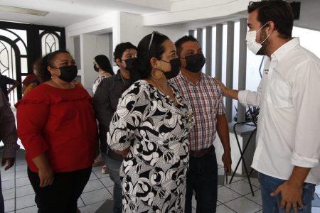 Certeza laboral para las y los docentes ofrece Pablo Gamboa Miner en su Plan Legislativo