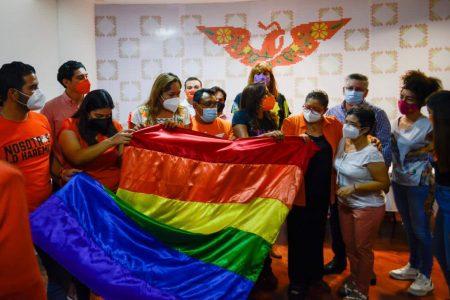 Movimiento Ciudadano Yucatán suscribe la Agenda LGBT+ 2021
