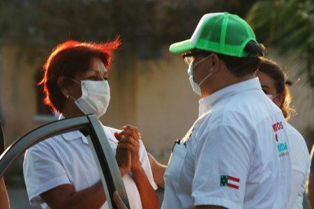 Ramírez Marín impulsará servicios médicos para todos