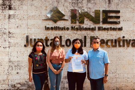 Movimiento Ciudadano denuncia al PRI y a su candidato Sansón Palma por proferir y difundir expresiones homófobas