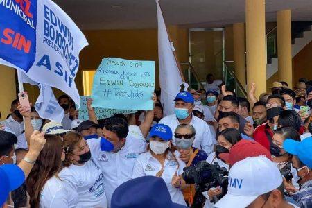 Ex esposa de Carlos Canché Baas se suma a la campaña del PAN en Kanasín