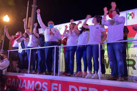Para dar resultados solo se requieren tres años en el Ayuntamiento: Ramírez Marín
