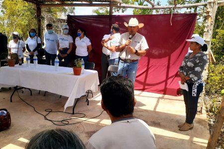 Antorchistas de Tizimín se une al proyecto  de Pedro Couoh