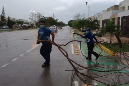 Ayuntamiento redobla acciones para atender reportes ciudadanos por la intensa lluvia