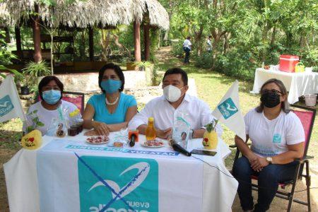 Trabajaré como abeja reina por Mérida: Nelly Ortiz
