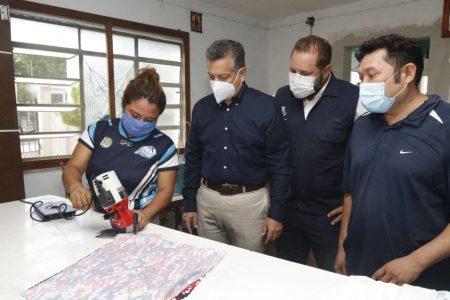 El Ayuntamiento de Mérida reconoce el esfuerzo de los meridanos ante la contingencia sanitaria