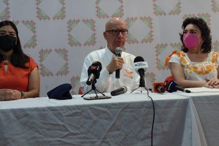 Desde Yucatán, Dante Delgado acusa al presidente AMLO de promover una 'guerra sucia' electoral
