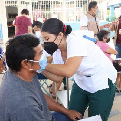 Mañana comienza la vacunación de 50 a 59 años en 67 municipios más