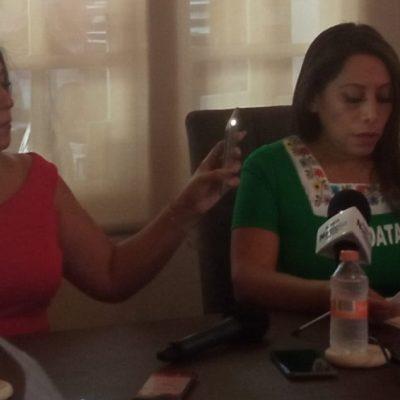 Candidata del PVEM en el III Distrito declina a favor de Pablo Gamboa