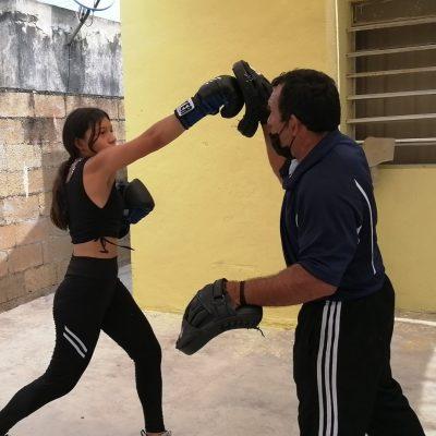 Hermanos 'Candelita' Várguez ahora preparan a nuevas generaciones del boxeo yucateco
