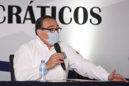 Ramírez Marín ofrece que retirará los maceteros del Centro Histórico